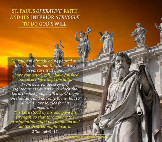 June 29. St. Paul