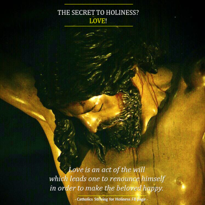 THE SECRET TO HOLINESS2