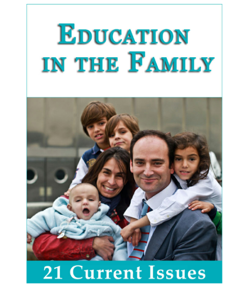 Education in the Family cover