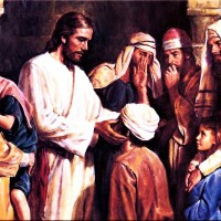 23rd Sunday of Ordinary Time (B)  HOPE IN GOD, LISTEN TO GOD, SPEAK TO AND FOR GOD.