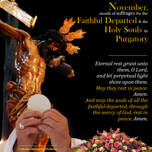 prayer for the faithful departed pdf