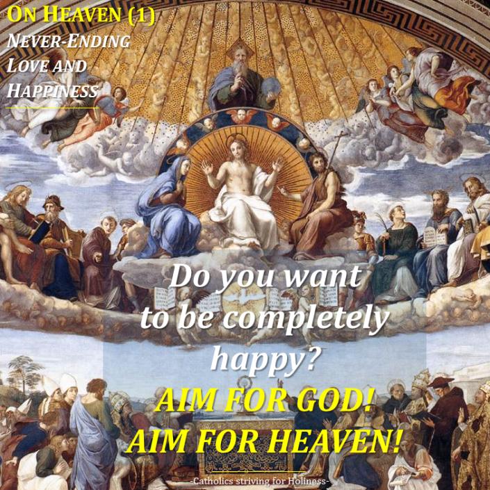 Heaven 1- Everlasting happiness