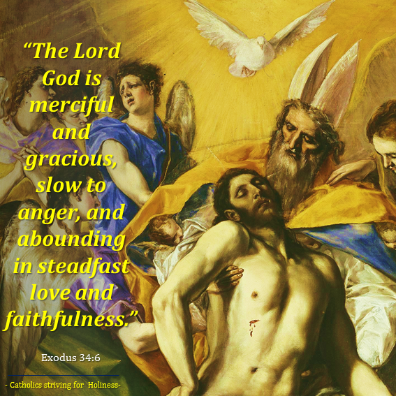 Pope Francis on God merciful, slow to anger..png
