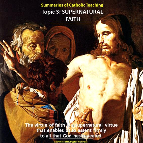 03. Supernatural faith