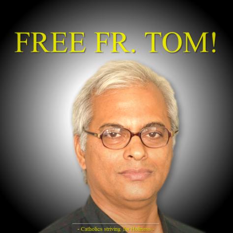 Free Fr. Tom