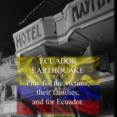 Guayaquil earthquake