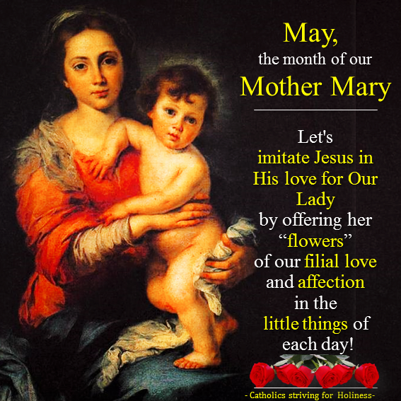 May, month of Mary