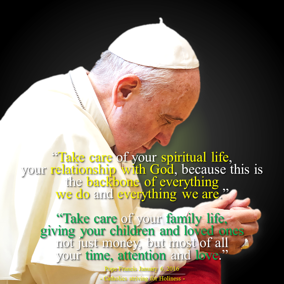 6 Marriage Tips from Pope Francis