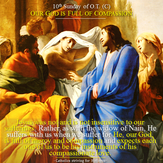 10th Sunday of OT C- God is present among men.png