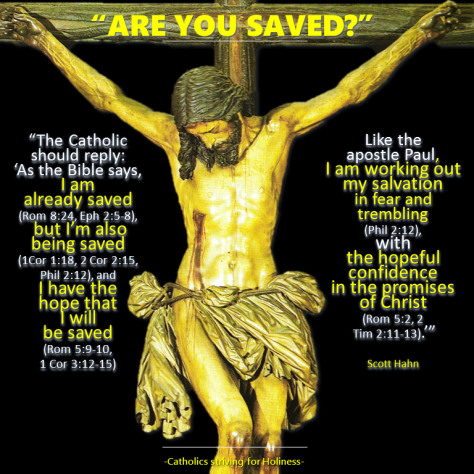 Are you saved 2