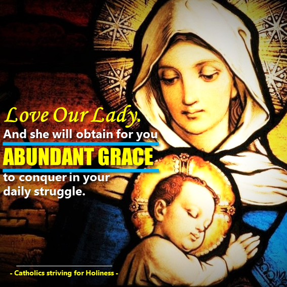 Love Our Lady