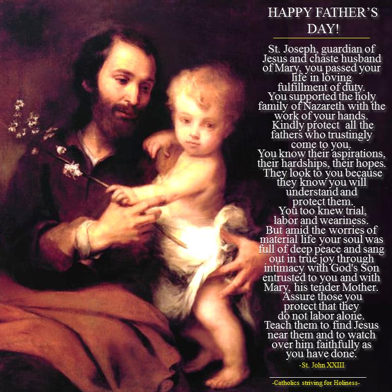 Fatherhood   Catholics Striving for Holiness