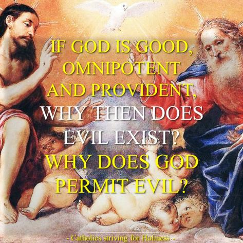 1. On evil