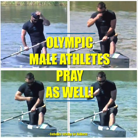 Olympic male athletes pray as well.png