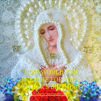 HOW WOULD YOU PREPARE FOR OUR MOTHER MARY'S BIRTHDAY ON SEPT. 8? Audiovisual summary and text.