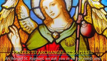 St raphael novena future spouse