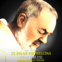 Sept.23. ST. PIO OF PIETRELCINA (PADRE PIO). A Short Biography and video summary