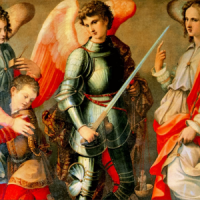 Sept. 29: FEAST OF THE ARCHANGELS ST. MICHAEL, ST. GABRIEL & ST. RAPHAEL. Audiovisual summary and text.