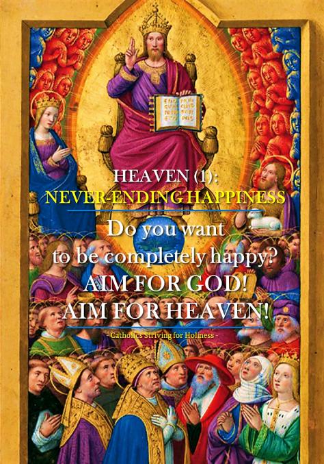 Heaven 1- Everlasting happiness 2017