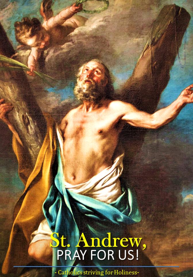 November 30 - St. Andrew