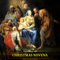 CHRISTMAS NOVENA 2. Dec. 18: God showed His Love through His Son.