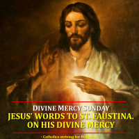 "JESUS ON HIS DIVINE MERCY. ""MY MERCY IS GREATER THAN YOUR SINS."" Summary vid + full text."