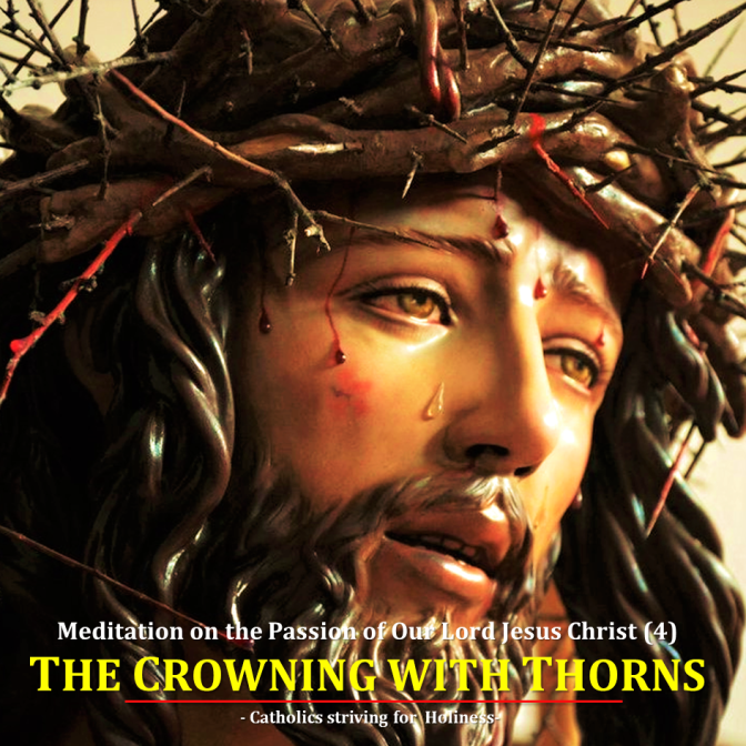 Image result for crowning with thorns images