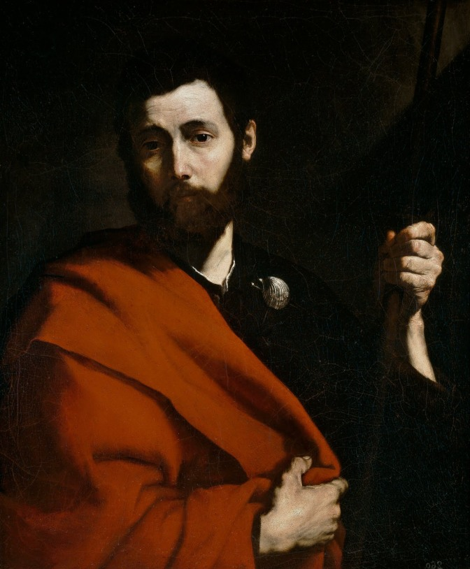 July 25: ST. JAMES, APOSTLE.