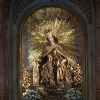 July 16: OUR LADY OF MT. CARMEL. DEVOTION OF THE SCAPULAR AND PROMISES.