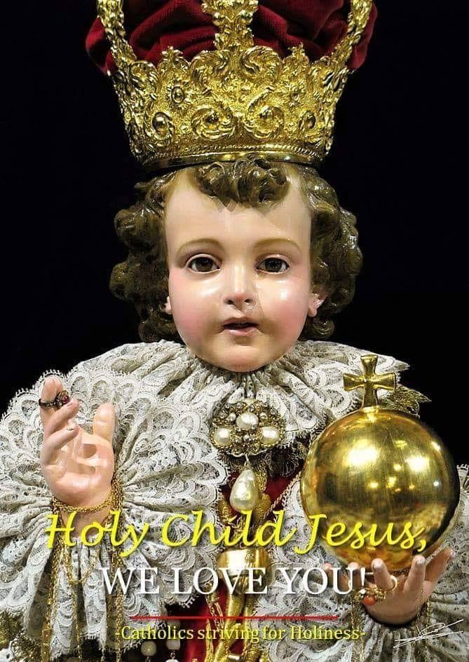 Santo Niño, we love you!