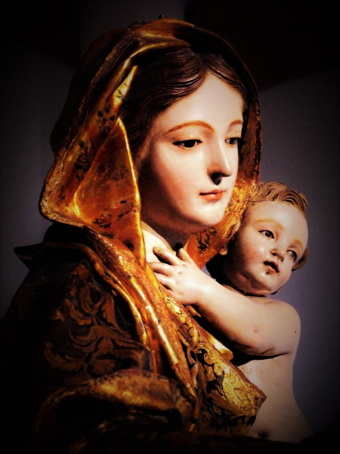 A FILIAL PRAYER TO MOTHER MARY