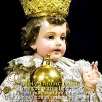 A PRAYER TO THE HOLY CHILD JESUS.
