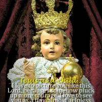 DAILY PRAYER TO SANTO NIÑO (HOLY CHILD JESUS).