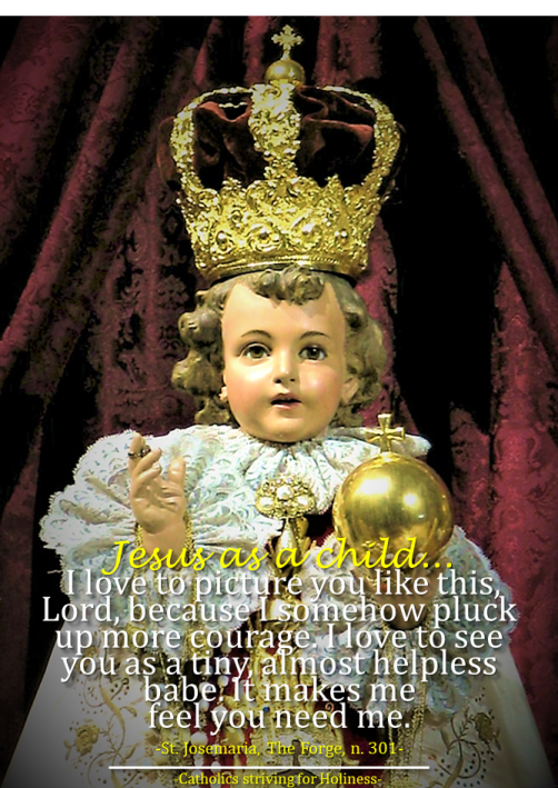 DAILY PRAYER TO SANTO NIÑO (HOLY CHILD JESUS). 2