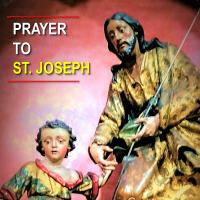 WEDNESDAY DEVOTION: PRAYER TO ST. JOSEPH.