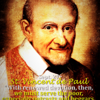 Sept. 27 ST. VINCENT DE PAUL, Priest Short bio + Divine office 2nd reading