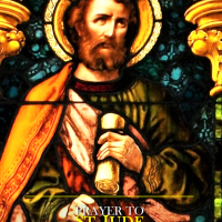PRAYER TO ST. JUDE THADDEUS FOR DESPERATE SITUATIONS AND HOPELESS CASES.