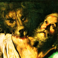 Oct 17: ST. IGNATIUS OF ANTIOCH, BISHOP AND MARTYR. Short bio and letter prior to his martyrdom.