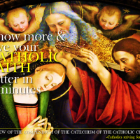KNOW AND LOVE YOUR FAITH MORE IN 3 MINUTES: THE TRANSMISSION OF DIVINE REVELATION (Compendium nn. 11-17)
