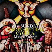 31st Sunday of Ordinary Time, Cycle A. Mass Readings