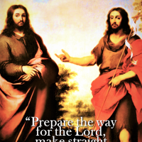 "2nd Sunday of Advent (B)  ""PREPARE THE WAY FOR THE LORD."""