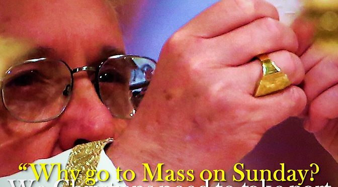 Holy Mass | Catholics Striving for Holiness
