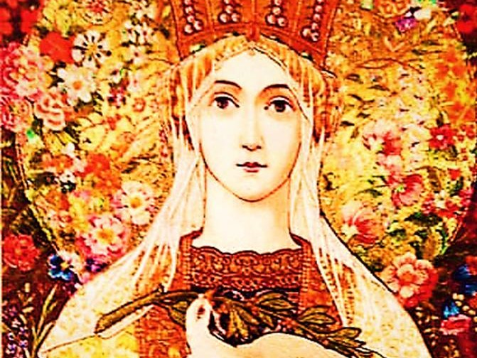 Jan. 24: OUR LADY OF PEACE