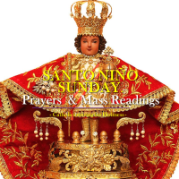 SANTO NIÑO SUNDAY MASS PRAYERS AND READINGS (A, B, C)