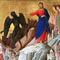 Lenten Readings: IN CHRIST WE SUFFERED TEMPTATION, AND IN HIM WE OVERCAME THE DEVIL  (St. Augustine)