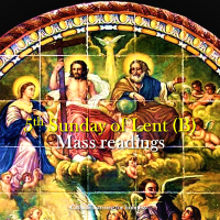 5th SUNDAY OF LENT (B). Mass readings.