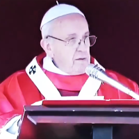 POPE FRANCIS' PALM SUNDAY 2018 FULL TEXT HOMILY AND VIDEO