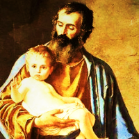 PRAYER TO ST. JOSEPH FOR COMFORT AND A HOLY DEATH