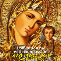 MORNING CONSECRATION TO OUR LADY.
