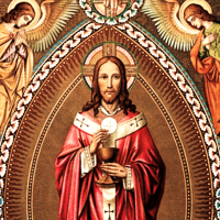 FEAST OF JESUS CHRIST, THE ETERNAL AND HIGH PRIEST.